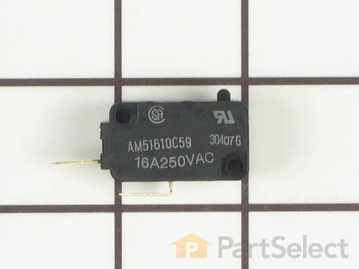 237421-1-S-GE-WB24X829          -Secondary Door Switch