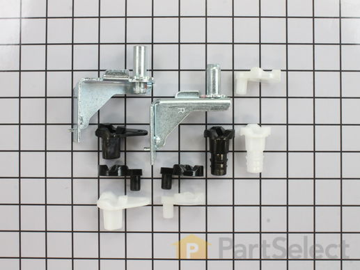 2379388-1-S-Frigidaire-5303918455-Hinge Kit - Left and Right Hinges