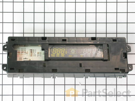 238535-1-S-GE-WB27T10216        -Electronic Clock Oven Control
