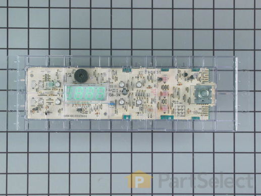 238550-1-S-GE-WB27T10231        -Electronic Clock Control