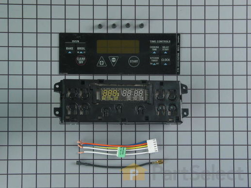 238616-1-S-GE-WB27T10327        -Electronic Clock Control Kit