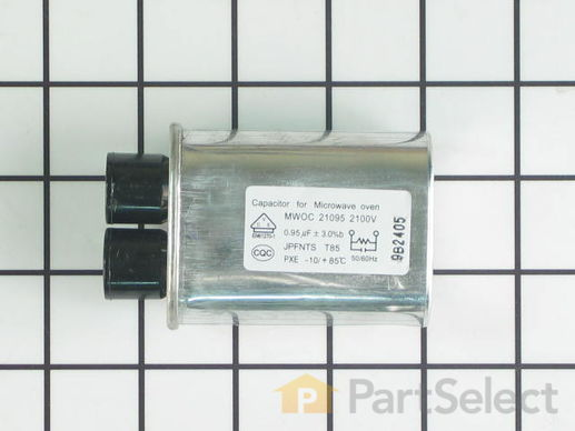 239187-1-S-GE-WB27X10073        -Microwave Capacitor