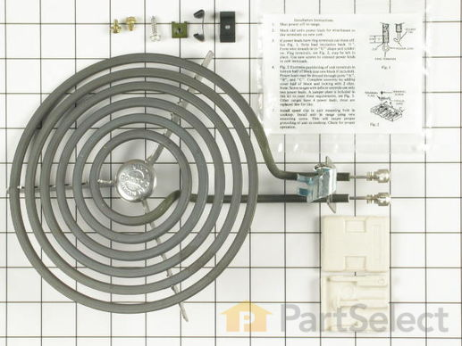 244046-1-S-GE-WB30X348          -Surface Element - 8""