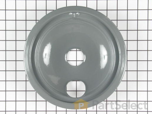 244397-1-S-GE-WB31T10013        -Burner Bowl - 8""