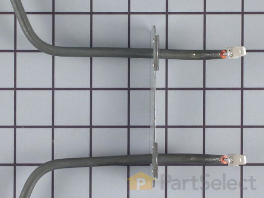 249285-2-S-GE-WB44T10010        -Bake Element - Push On Terminals - 240V