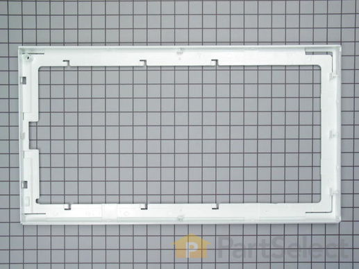 251866-2-S-GE-WB55X980          -Outter Door Frame - White