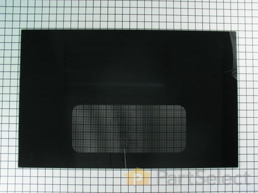 252817-2-S-GE-WB57K2            -Exterior Oven Door Glass