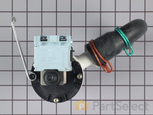 Oven Stabilizer Arm : Ge wd pump partselect