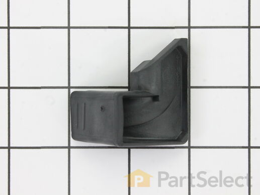 263963-3-S-GE-WD8X227           -Corner Tub Baffle - Lower Right