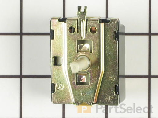 268305-4-S-GE-WE4X881           -Rotary Start Switch