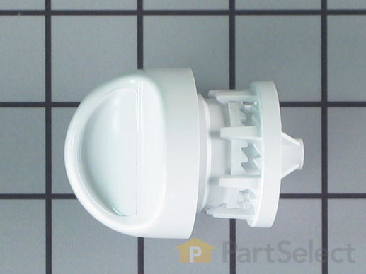 268454-3-S-GE-WH01X10064        -Timer Knob