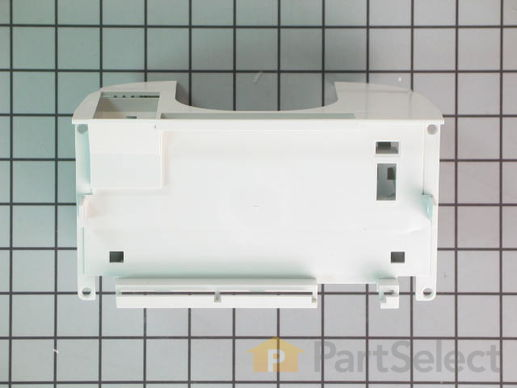 292255-2-S-GE-WR17X11170        -Dispenser Housing Shield