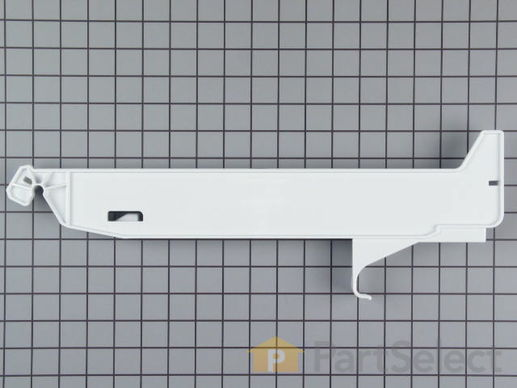 292796-2-S-GE-WR17X2769         -Vegetable Drawer Slide Rail - Right Side