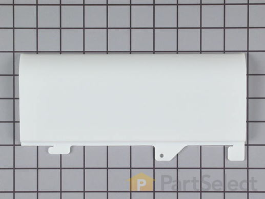 293381-1-S-GE-WR17X3484         -Freezer Light Shield