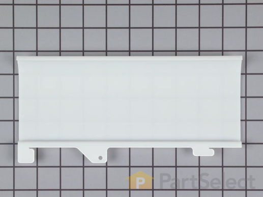 293381-2-S-GE-WR17X3484         -Freezer Light Shield
