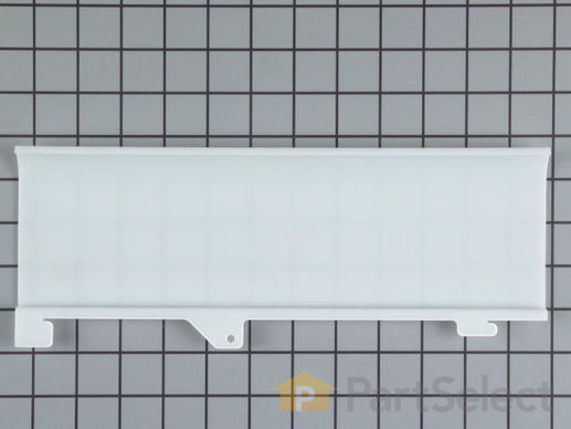 293386-2-S-GE-WR17X3489         -Freezer Light Shield