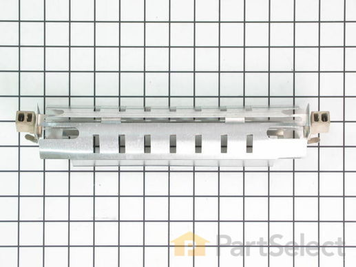 303781-1-S-GE-WR51X10055        -Defrost Heater and Bracket Assembly