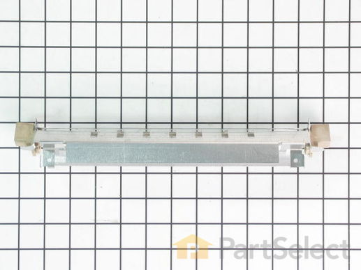 303781-2-S-GE-WR51X10055        -Defrost Heater and Bracket Assembly