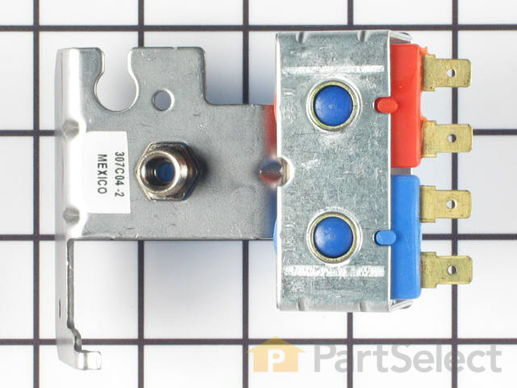 304353-2-S-GE-WR57X10012        -Dual Inlet Water Valve