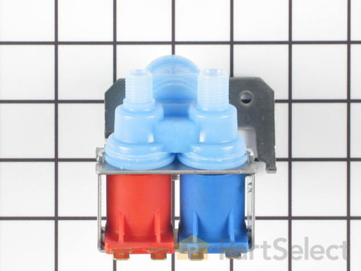 304353-4-S-GE-WR57X10012        -Dual Inlet Water Valve