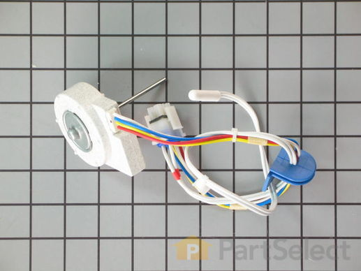 304658-3-S-GE-WR60X10074        -Evaporator Fan With Thermistor