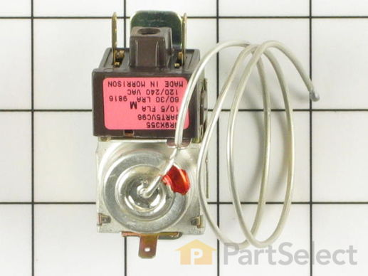 310768-3-S-GE-WR9X355           -Temperature Control Thermostat