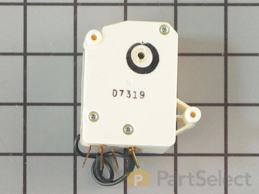 310849-2-S-GE-WR9X480           -Defrost Timer
