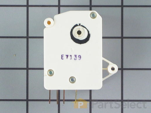 310852-2-S-GE-WR9X483           -Defrost Timer