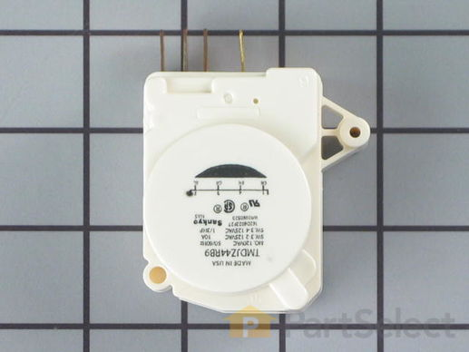 310930-1-S-GE-WR9X520           -Defrost Control