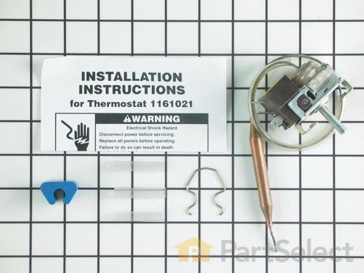 318512-1-S-Whirlpool-1161021           -Temperature Control Thermostat Kit