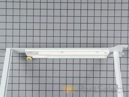 324364-2-S-Whirlpool-2161760           -Shelf Frame with Rollers
