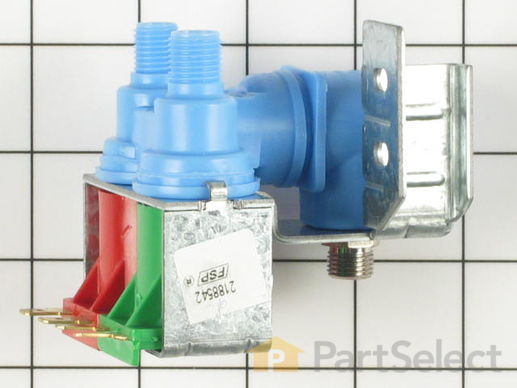 328747-1-S-Whirlpool-2188542           -Icemaker and Water Dispenser Dual Inlet Valve