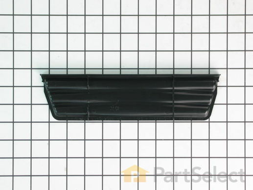 331375-1-S-Whirlpool-2206670B          -Dispenser Grille