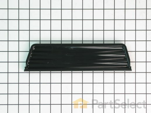 331375-2-S-Whirlpool-2206670B          -Dispenser Grille