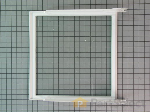 332324-2-S-Whirlpool-2211581           -Cantilever Shelf - Glass Included