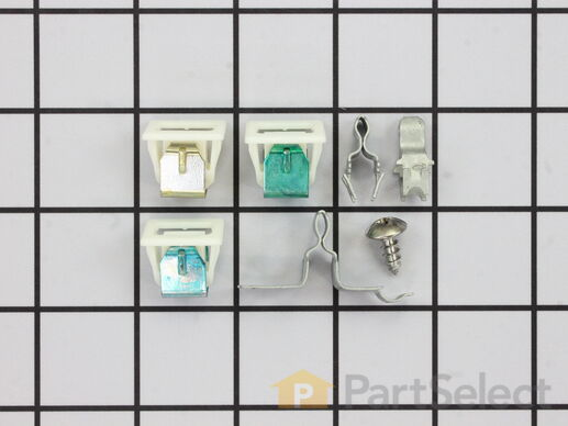 334230-1-S-Whirlpool-279570            -Door Catch Kit