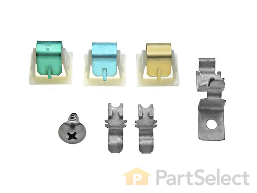 334230-3-S-Whirlpool-279570            -Door Catch Kit