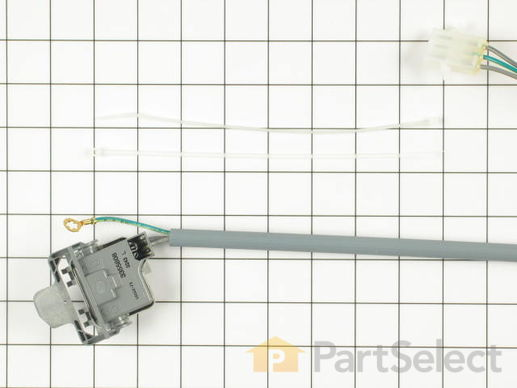 334600-3-S-Whirlpool-285671            -Lid Switch Assembly