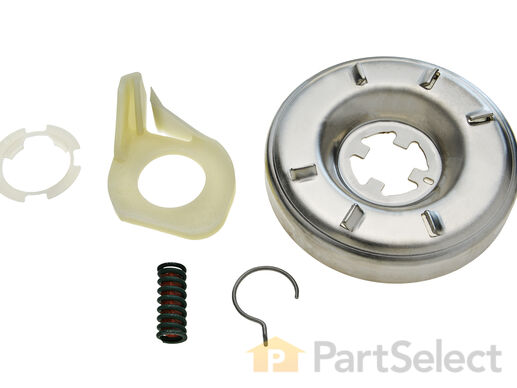 334641-1-S-Whirlpool-285785            -Clutch Assembly