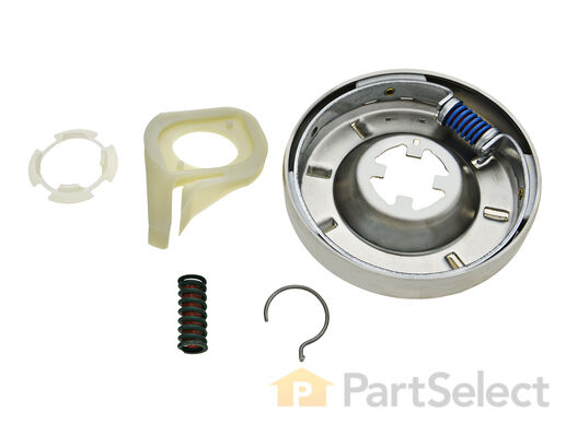 334641-2-S-Whirlpool-285785            -Clutch Assembly
