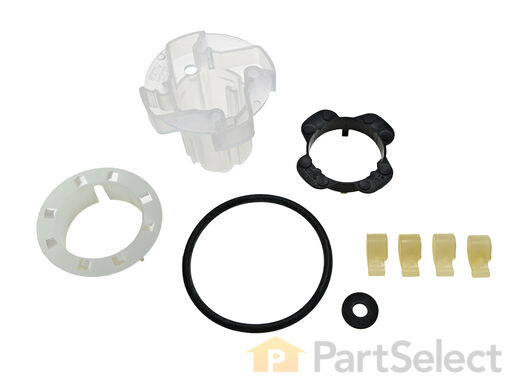 334650-2-S-Whirlpool-285811            -Agitator Repair Kit