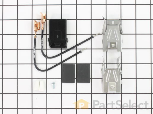 340571-1-S-Whirlpool-330031            -Surface Burner Plug-In Block Kit