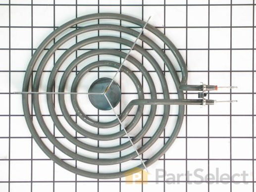"3418142-2-S-Whirlpool-W10259865-Surface Element - 8"" - 2100W"