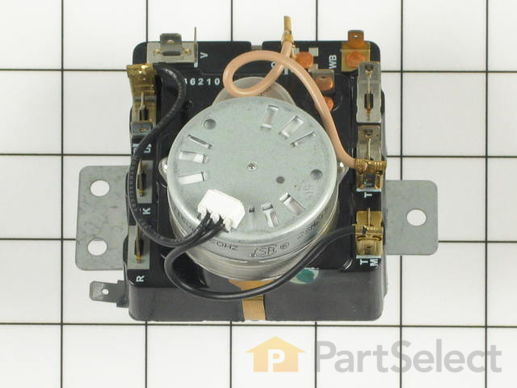 345444-2-S-Whirlpool-3396047           -Dryer Timer