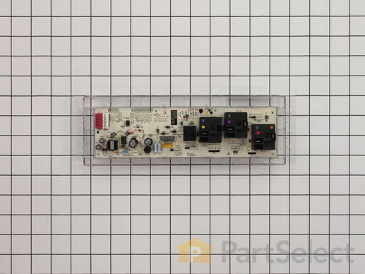 3491492-1-S-GE-WB27T11313-Electronic Control Board