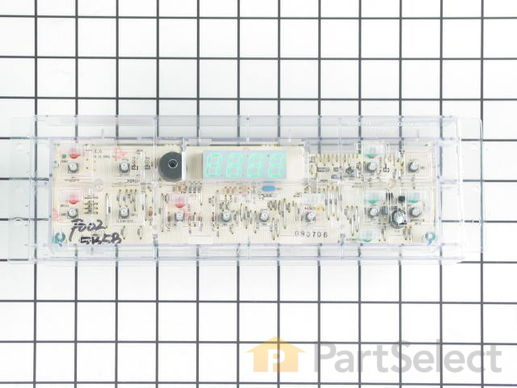 3493487-3-S-GE-WB27T11311-Electronic Control Board