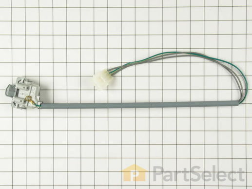 350434-2-S-Whirlpool-3949247           -Lid Switch Assembly with Leads