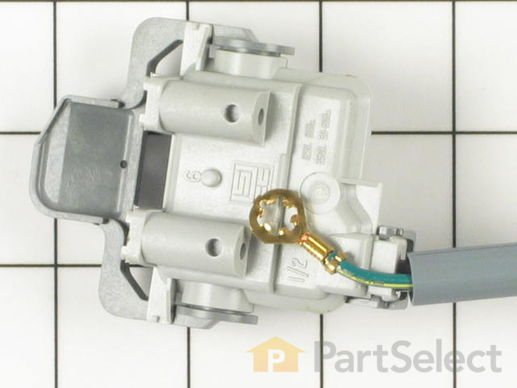 350434-3-S-Whirlpool-3949247           -Lid Switch Assembly with Leads