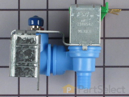 358630-2-S-Whirlpool-4318046           -Dual Outlet Valve Kit