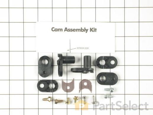 358690-2-S-Whirlpool-4318165           -Door Closing Cam Kit